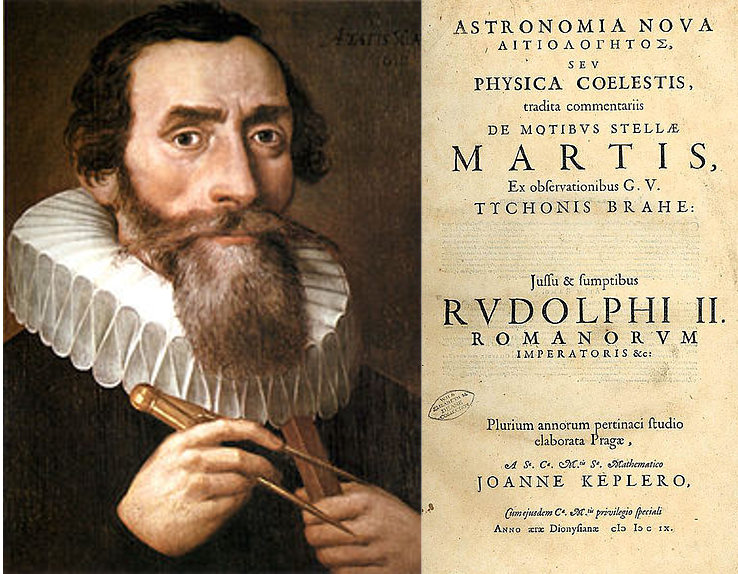 Kepler+Astronomia_Nova