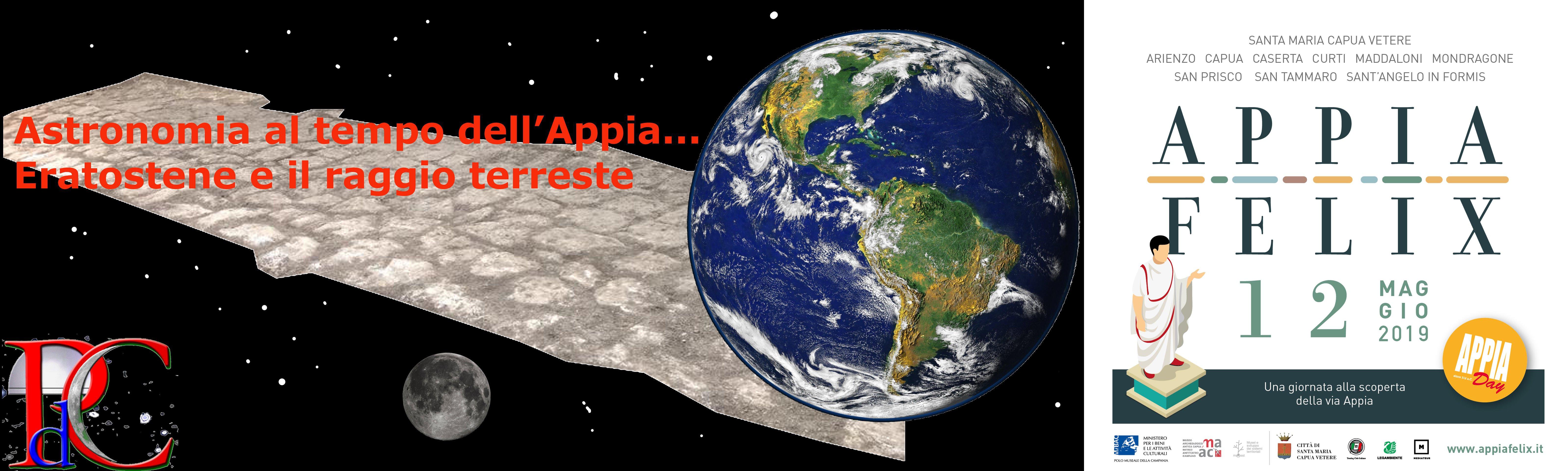 Appia Day Eratostene