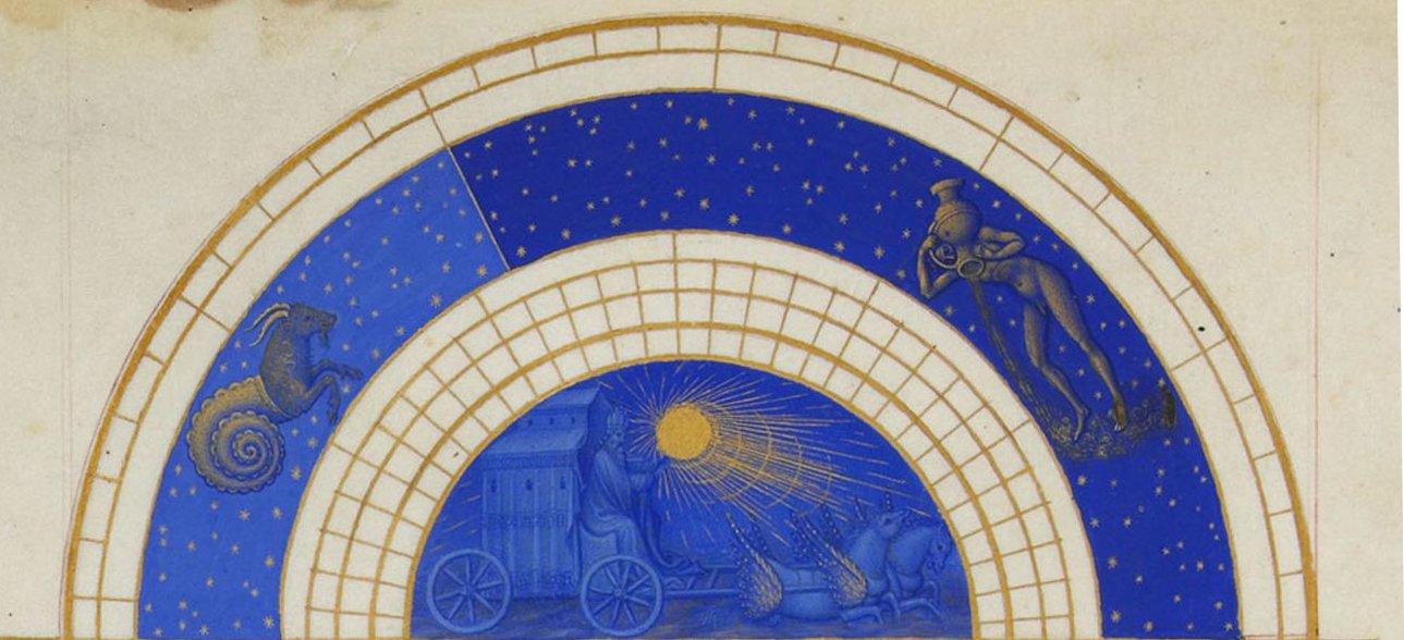 Très riches heures du Duc de BerryMusée Condé di Chantilly Fratelli de Limbourg, 1412 - 1416