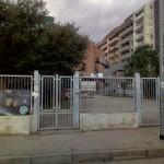 cancello pedonale esterno