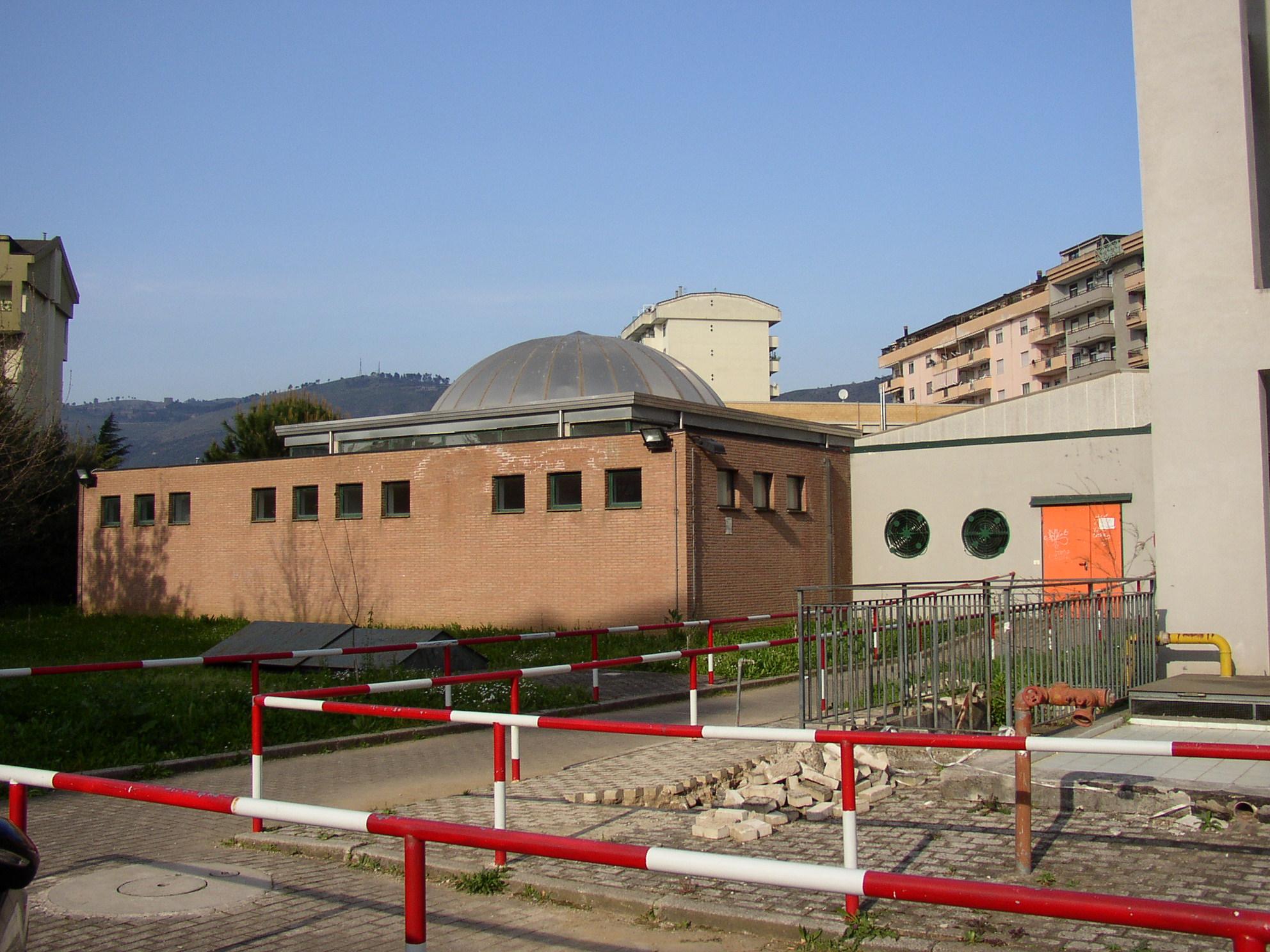 Planetario di Caserta - esterno