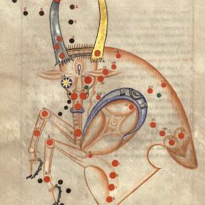 Toro da Sufi latinus, Paris, Bibl. Nat, Arsenal 1036 (Regno di Sicilia in età federiciana o subito dopo , 1250 - 1275)